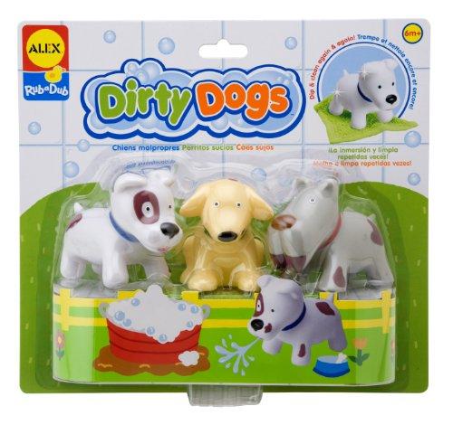 Alex 825DN - Wasser-Spritzer Hunde Mit Magischen Flecken -