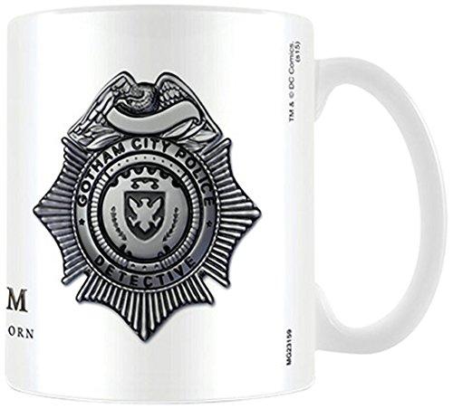 Gotham GCPD - Tazza in ceramica con stemma della polizia