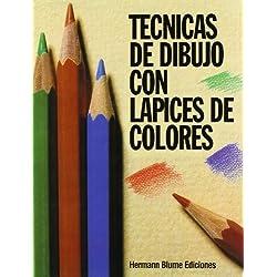 Técnicas de dibujo con lápices de colores (Artes, técnicas y métodos)