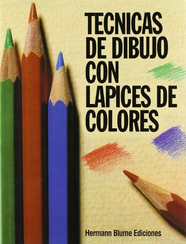 Técnicas de dibujo con lápices de colores par IAIN HUTTON-JAMIESON