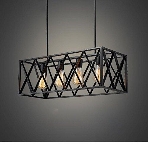 SAEJJ-American retro illuminazione pista loft personalità creative led industriale di ferro wind negozio di abbigliamento bar impostare il soggiorno , luci di testa 4