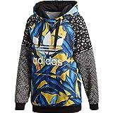 adidas Hoody Sweatshirt für Damen, Mehrfarbig