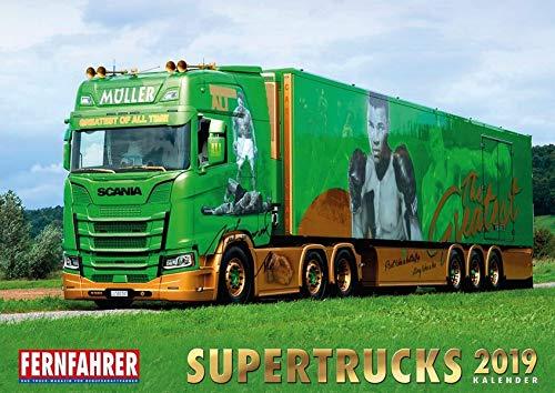 Supertrucks Kalender 2019