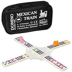 Weico Produkte 99053 Domino messicana Train in tasca