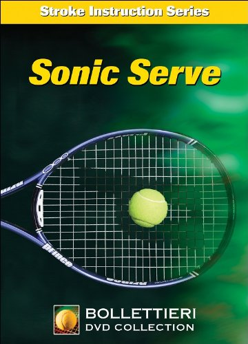 Sonic Serve DVD (Nick Bollettieri's Stroke Instruction Series) por Bollettieri Inc.