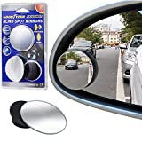 Best Blind Spot Mirrors - Goodyear GY905512 Adjustable Blind Spot Stick 360° Rotatable Review