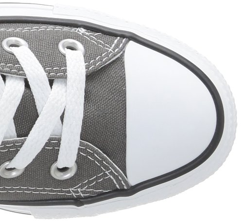 Converse Jungen Chuck Taylor All Star Hi Hohe Sneaker Grau (Charcoal)