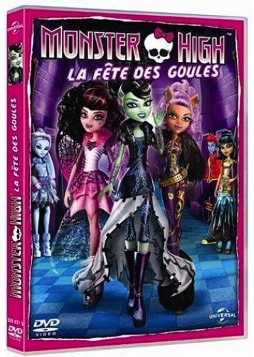 Monster High : La fête des goules [Import italien]
