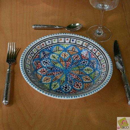 Assiette creuse Bakir Royal - D 24 cm