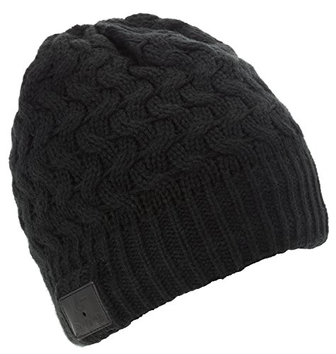 KitSound Audio Beanie with Pom Pom for iPod, iPhone: Amazon.co.uk ...