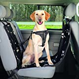 Trixie Funda Asiento Coche con Laterales, 0.65x1.45m, Ng