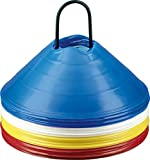 Derbystar Markierungshütchenset, Mehrfarbig, 20 x 6 cm