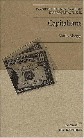 Capitalisme par Mario Miegge