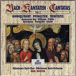 Kantaten Vol.3:Himmelfahrt,Pfingsten,Trinitatis