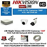 Hikvision Outdoor Wireless Security Cameras Review and Comparison
