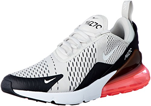 Nike Herren AIR MAX 270 Gymnastikschuhe, Mehrfarbig (Black/Light Bone-hot 003), 41 EU