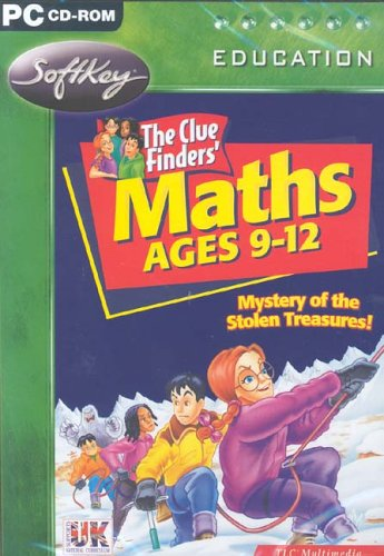 Cluefinders Maths (ages 9 - 12) Test