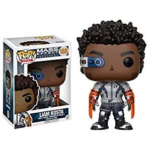 Funko Pop Liam Kosta (Mass Effect Andromeda 188) Funko Pop Mass Effect