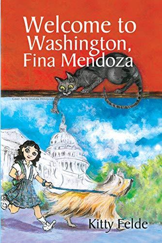 Welcome to Washington, Fina Mendoza (English Edition) -