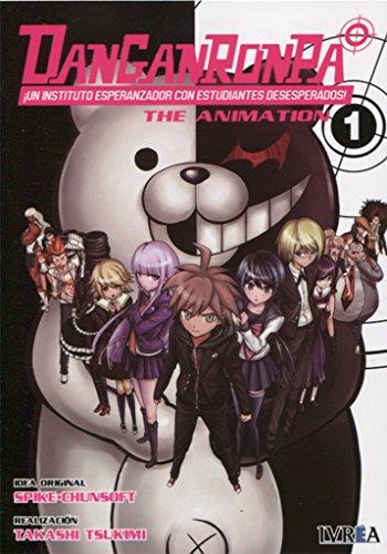 Descargar Libro Danganronpa The Animation #1 de Spike Chunsoft