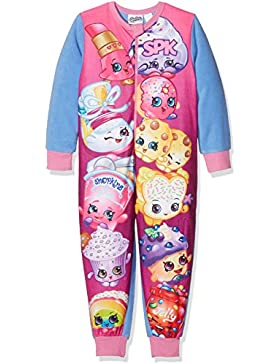 Shopkins Character, Pijama de Una Pieza para Niños