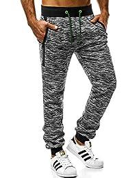 adidas Damen AOP Drop Crotch Boyfriend Trainingshose Grau