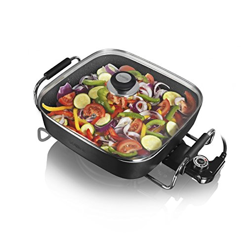 Tower T14010 Electric Sauté Pan ...