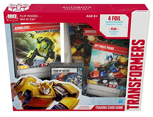 Wizards of the Coast WTCC57360000 Transformers Trading Card Game Starter Set, Mixed Colours