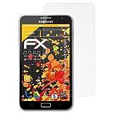 atFolix Schutzfolie für Samsung Galaxy Note (GT-N7000) Displayschutzfolie - 3 x FX-Antireflex blendfreie Folie