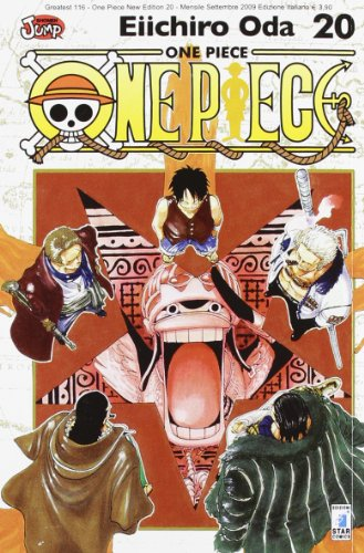 One piece. new edition: 20