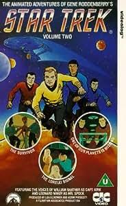 Star Trek Animated Vol.2 [VHS] [UK Import]