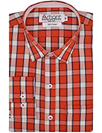 Arihant Men's Cotton Formal Shirt