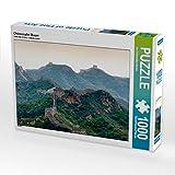 Chinesische Mauer 1000 Teile Puzzle quer (CALVENDO Orte)