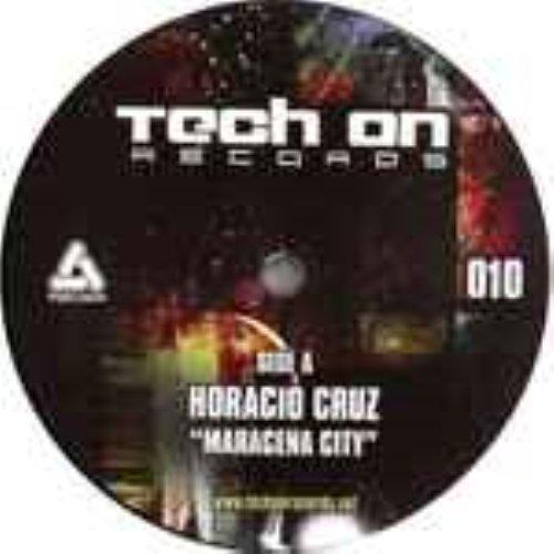 Horacio Cruz / C-system - Maracena City / Remote Sensor -