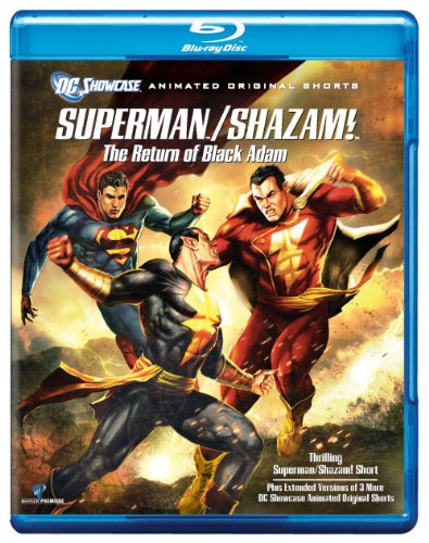 Bild von Superman/Shazam!: The Return of Black Adam [Blu-ray]
