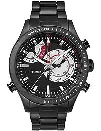 Timex Herren-Armbanduhr Analog Quarz Plastik TW2P72800