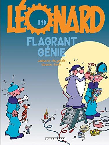 Léonard - tome 19 - Flagrant génie