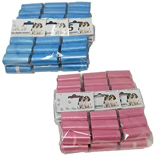 Palucart® 540 Hygienebeutel für Hunde und Kaninen, 540 Stück
