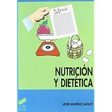 Nutrición y dietética (Ciclos formativos. FP grado medio. Hostelería y turismo)