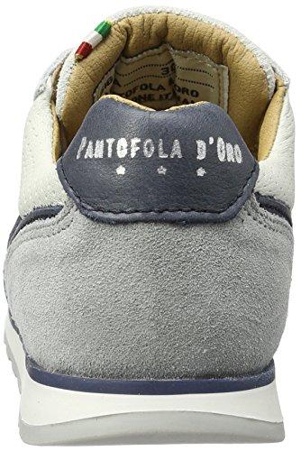 Pantofola d'Oro Jungen Canino Ragazzi Low Top Mehrfarbig (Marshmallow)