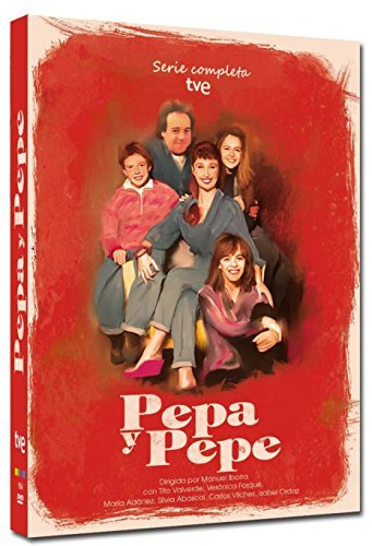 Pepa y Pepe - Serie completa [DVD]