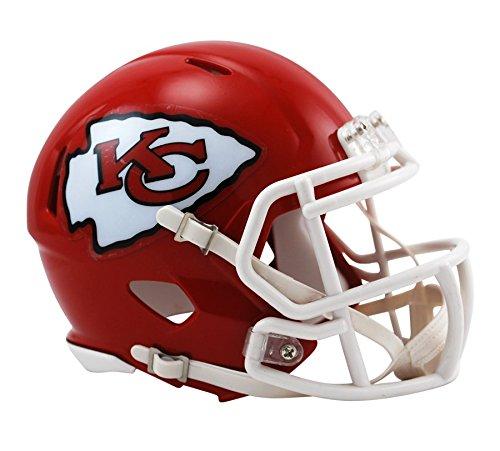 NFL Riddell Football Speed Mini Helm Kansas City Chiefs (Chiefs-nfl)