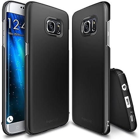 Funda Galaxy S7 Edge, Ringke [SLIM] El Color de Tono Suave Perfecto Delgado Translúcido Ligero Fuerte Funda para Samsung Galaxy S7 Edge 2016 -