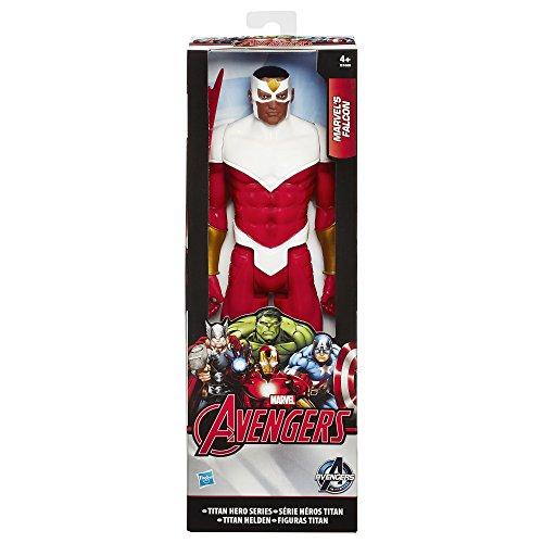 Marvel Avengers - Figura de Titan Falcon (Hasbro B1668ES0)