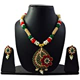Traditional Pacchi Necklace Set 89