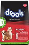 Drools 100% Vegetarian Puppy Dog Food, 3kg