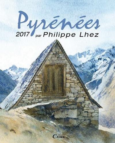 Calendrier Pyrénées 2017