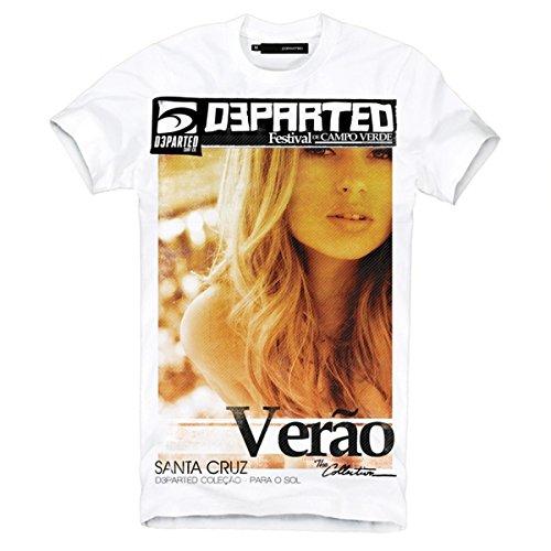 "DEPARTED Fashion Shirt ""3160-020"" Weiß"