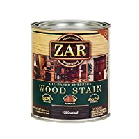 ZAR 13512 Wood Stain, Charcoal