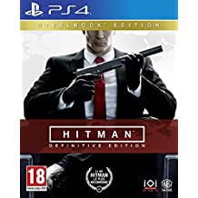 Hitman - Definitive Edition Steelbook